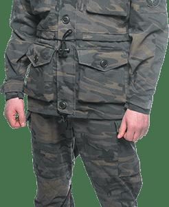 Горка 7 темный камуфляж (Пилигрим)