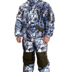 костюм снегирь